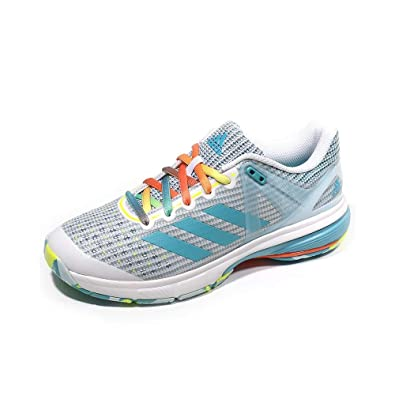 separation shoes c0b0c 65bf3 adidas Chaussures Court Stabil 13 Blanc Handball Femme