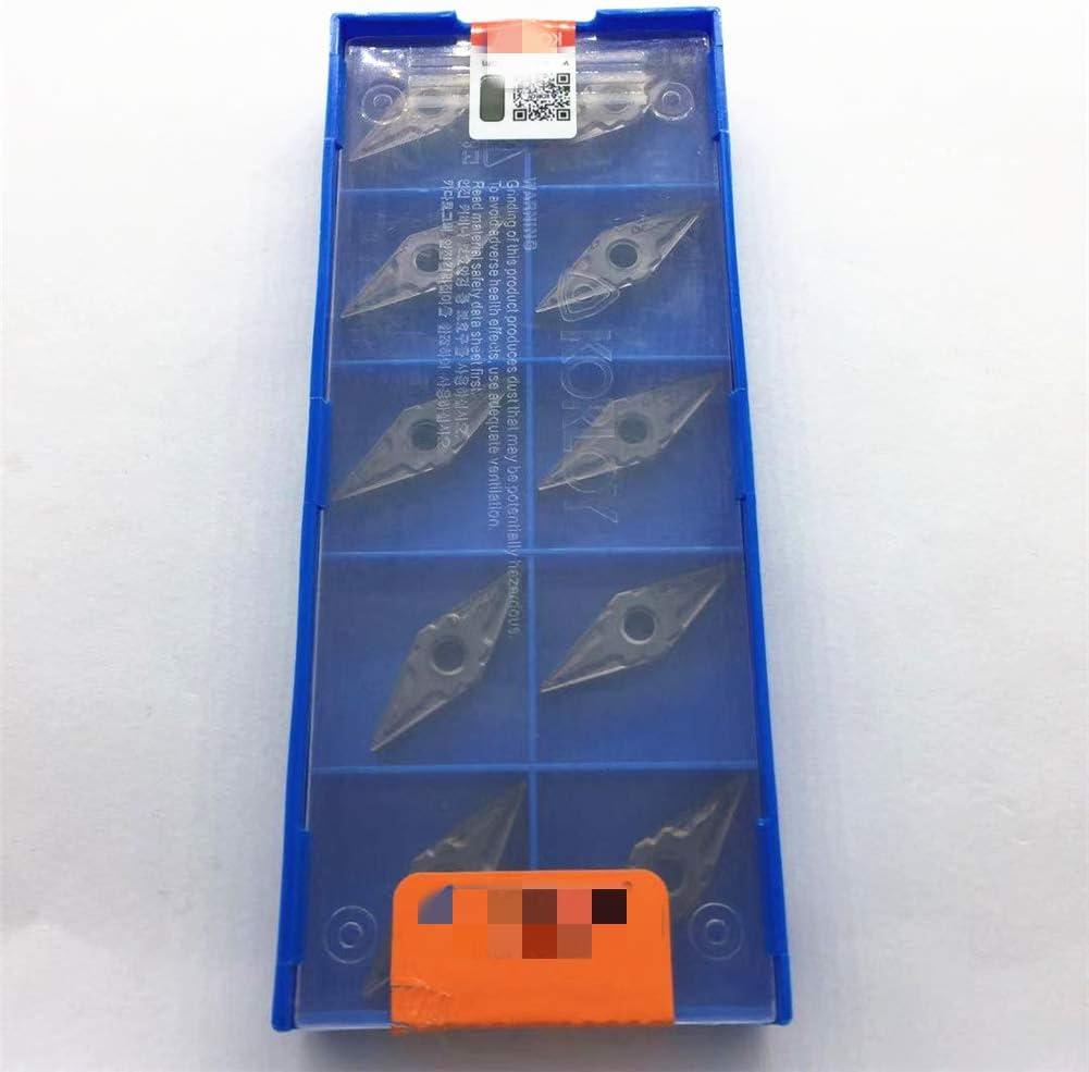 Gaobey VNMG160404-HM PC9030 VNMG331-HM PC9030 CNC Carbide Insertsing 1pack 10Pcs