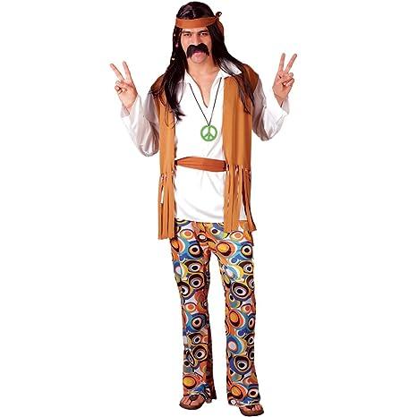 Wicked - Costume da hippie Woodstock e803556ba77