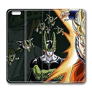 iPhone 6 Plus Soft High Quality PU Leather Case Easy To Clean Colored And Many Design Case Suit iPhone6 5.5 Inch Latest style Case Easy To Control Dragon Ball Z 29
