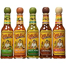 Cholula Variety, 5 Ounce, 5-Pack