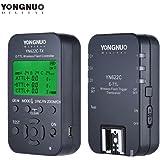 Yongnuo yn622C-kit Télécommande sans fil 100m Kit E-TTL Déclencheur Flash émetteur-récepteur Paire pour appareils photo réflex numériques Canon série EOS