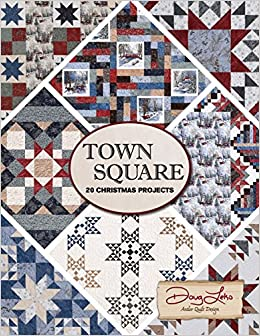 Amazon.com: Town Square 20 Christmas Projects Quilt Patterns by ... : antler quilt design - Adamdwight.com