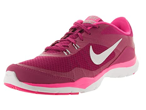 72a29ddb76c0 NIKE FLEX TRAINER 5 LOW RUNNING WOMEN SHOES PURPLE 724858-603 SIZE 9 ...