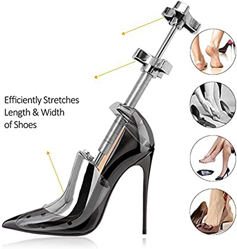 Sharplace Embauchoir Plastique Longueur R/églable Professionnelle Durable Chaussure Civi/ère pour Homme Femme