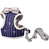 MyfatBOSS Cat Leash, Cat Harness and Leash, Adjustable Pet Mesh Vest Leashes for Small Large Cats Walking Escape Proof…
