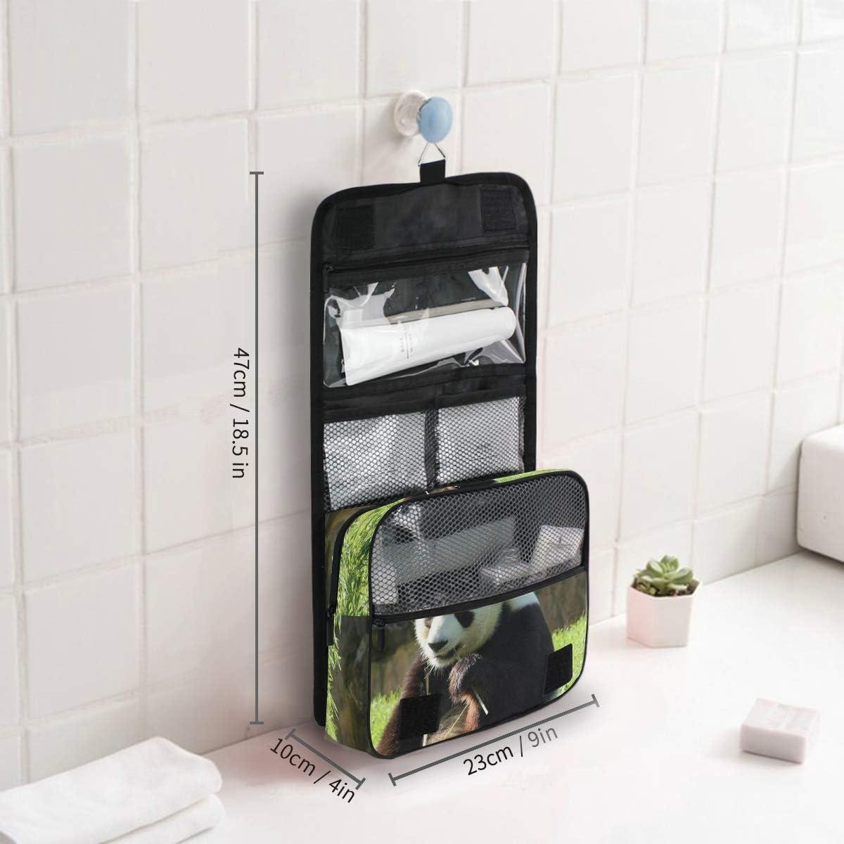 Multifonction pour Femme et Fille Trousse de Toilette /à Suspendre en Forme de Panda