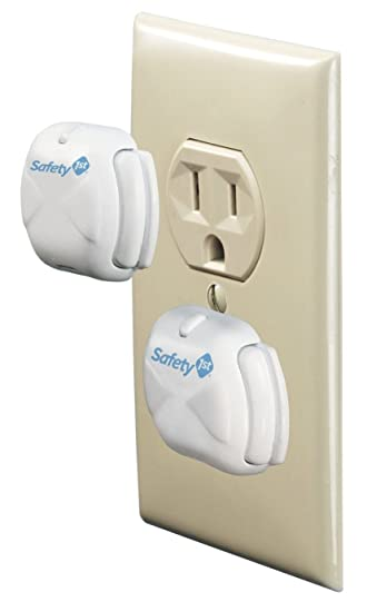Safety 1st Deluxe Press Fit Outlet Plugs 32 Count