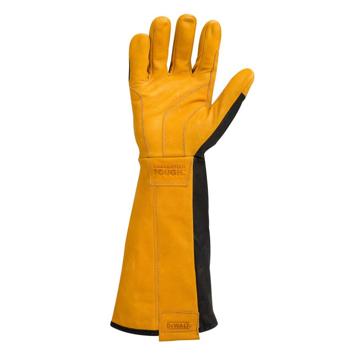 DEWALT DXMF04051MD Premium Leather Welding Gloves, Medium by DEWALT (Image #3)