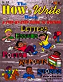The How to Write Book, Ellen Hajek, 1573101877
