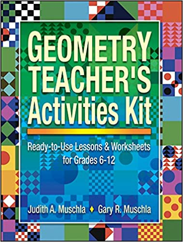 Amazon Geometry Teachers Activities Kit Ready To Use Lessons