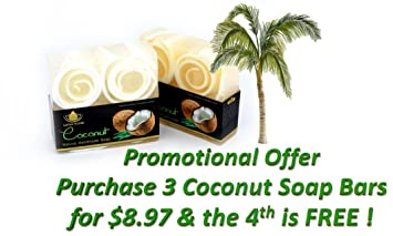 Amazon Promotional Offer 3 Coconut Bars For 897 Get The