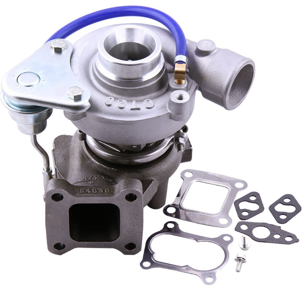 CT20 Turbo Charger for Toyota Hilux Hiace Land Cruiser 4-RUNNER 2.4 2L-T Turbocharger 17201-54060