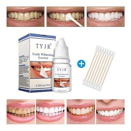 Blanqueamiento dental, Duvina Cuidado dental Limpieza Agua blanqueadora Blanqueamiento dental Cuidado de higiene bucal Limpieza