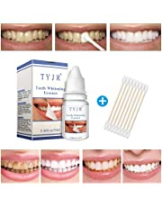 Teeth Whitening,Duvina Teeth Care Cleaning Whitening Water Dental Bleaching Oral Hygiene Care Tooth Cleaning Smoke Coffee Tea Stains Remover
