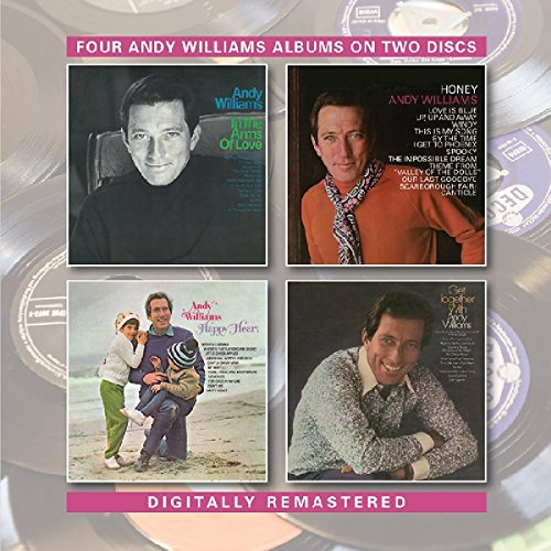 (In The Arms Of Love/Honey/Happy Heart/Get Together With Andy Williams / Andy Williams)