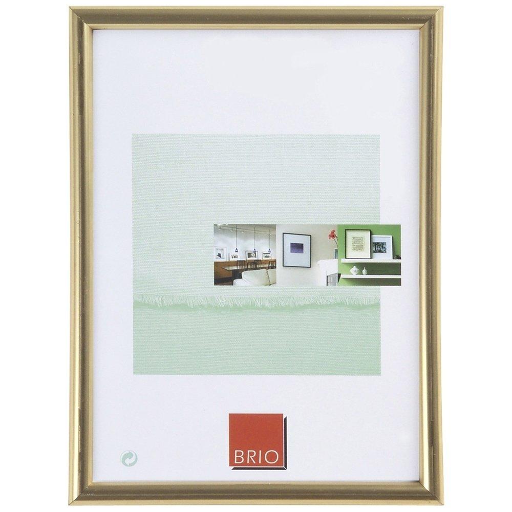 Brio Bilderrahmen Gallery, Kunstharz, gold, 10 x 15 cm 851000