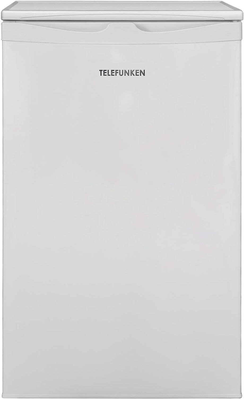 Weiß A++ freistehend Telefunken CF-34-100-W Gefrierschrank 63 Liter