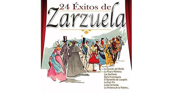 24 Exitos de Zarzuela de Various artists en Amazon Music - Amazon.es