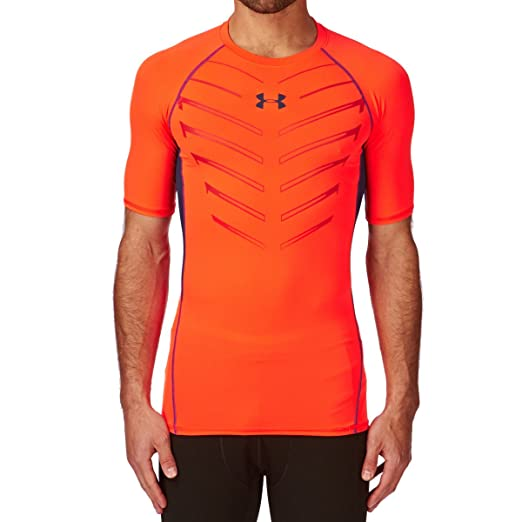 ac269fcb Under Armour Men's Ua HeatGear Exo S/S Compression Shirt