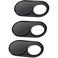 FLAWISH 3 Pieces of Webcam Cover Slider Stick On Laptop Phone,for Privacy Protection