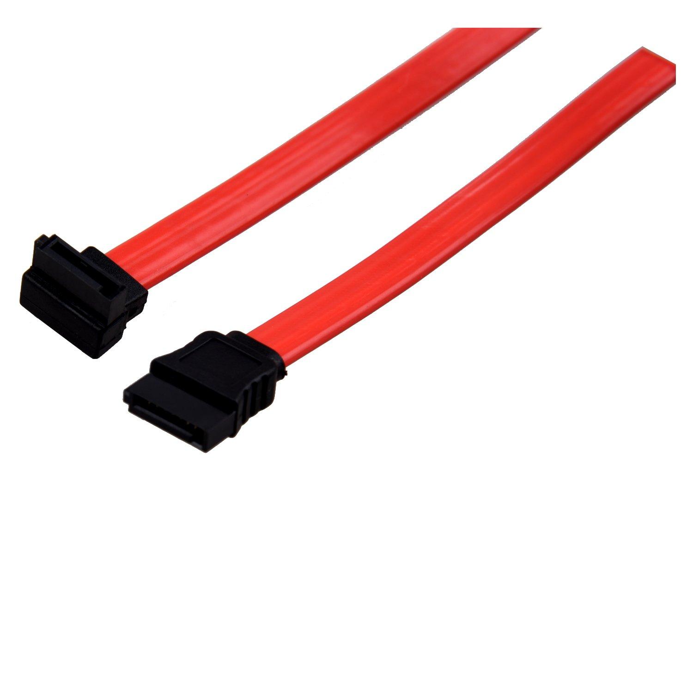 RETYLY Cable de donnees Serial ATA SATA pour Disque Dur