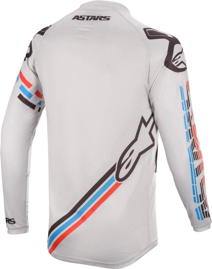 Alpinestars Jersey Racer Braap Navy//Orange