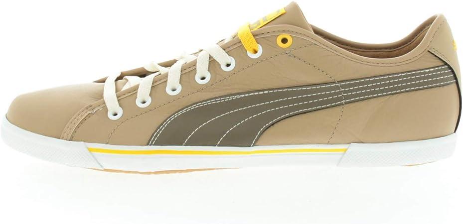 Puma Benecio Leather Drip Sneaker Men's