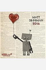 GreenLine Matt Dinniman 2016 Mini-Broschürenkalender Calendar