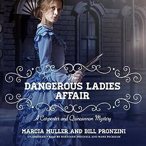 The Dangerous Ladies Affair Audiobook