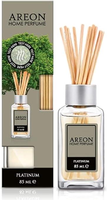 Areon Platinum Reed Diffuser 85 ml Profumo per la casa