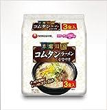 本場韓国 コムタンラーメン 袋麺 3食セット