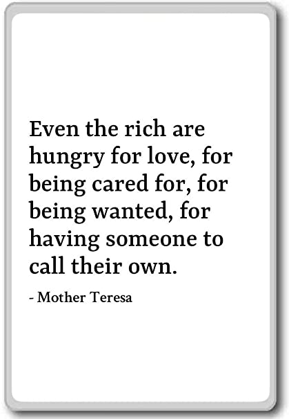 Amazoncom Even The Rich Are Hungry For Love For Being