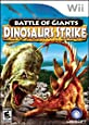 Battle of Giants Dinosaur Strike - Nintendo Wii