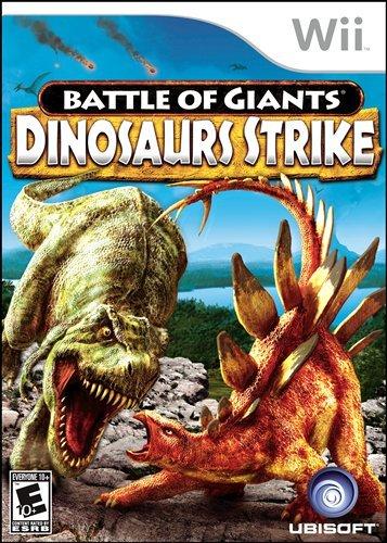 Battle Of Giants Dinosaur Strike Nintendo Wii Buy