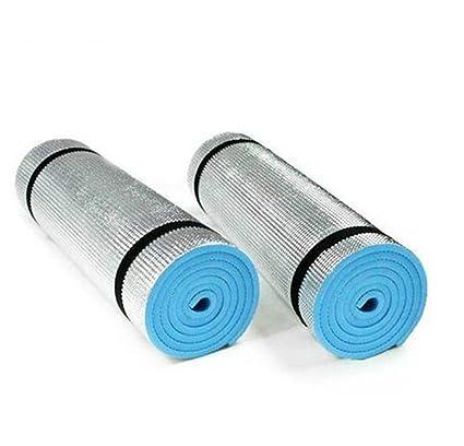 Amazon.com : 1pc EVA Pad Aluminum Foil Moisture-proof Yoga ...