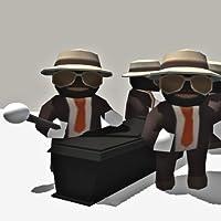 Coffin dance: the coffin meme 3d game.