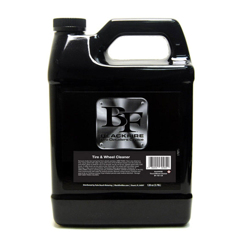 BLACKFIRE Tire & Wheel Cleaner 128 oz.