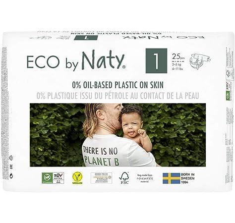Bambo Nature prematuro Eco Pa/ñales tama/ño 0 24/piezas