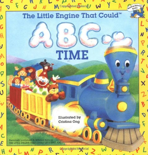 The Little Engine That Could ABC Time (Abc Engine)