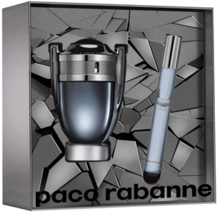 Paco Rabanne Invictus Intense - Edt 100 Ml + Edt 10 Ml 110 ml (3349668563739): Amazon.es: Belleza