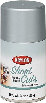 Krylon Short Cuts Chrome Aerosol Spray Paint