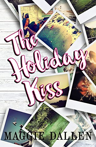 The Holiday Kiss (Briarwood High Book 4) cover