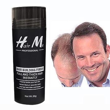 Amazon Com Hairme Conceals Hair Loss Powder 100 Natural Real Human