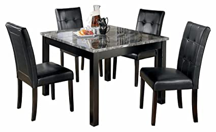 Ashley Furniture Signature Design   Maysville Dining Room Table Set    Contemporary   Set Of 5