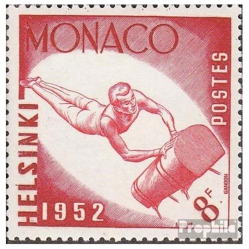 monaco 462 1953 Olympia (Timbres pour les collectionneurs)