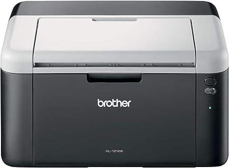 Brother HL-1212W - Impresora láser Monocromo compacta con WiFi ...