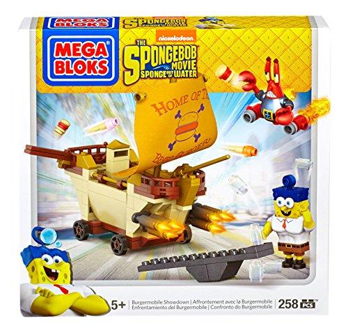 Mega Bloks SpongeBob Burgermobile Showdown product image