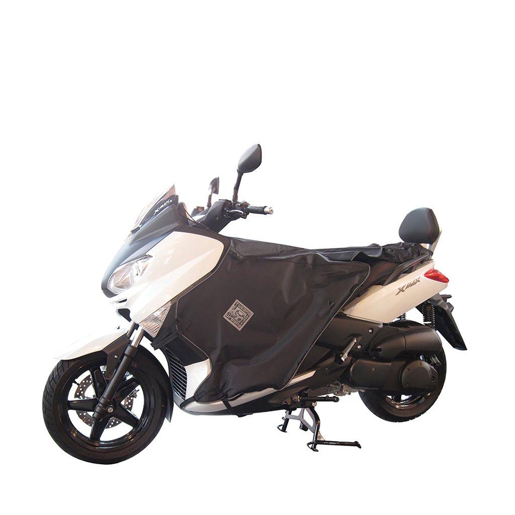 Tablier de protection Tucano Termoscud R080, Tablier de protection conducteur, pluie, LegCover pour MBK SkyCruiser 125 ie SE54 | Yamaha X-Max 125 SE54 Tucano Urbano