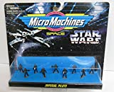 star wars imperial chewbacca - Micro Machines Imperial Pilots Collection